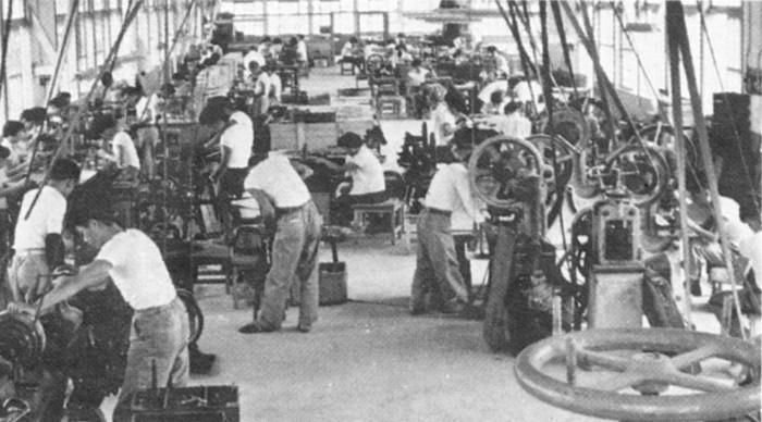 大正時代の工場2