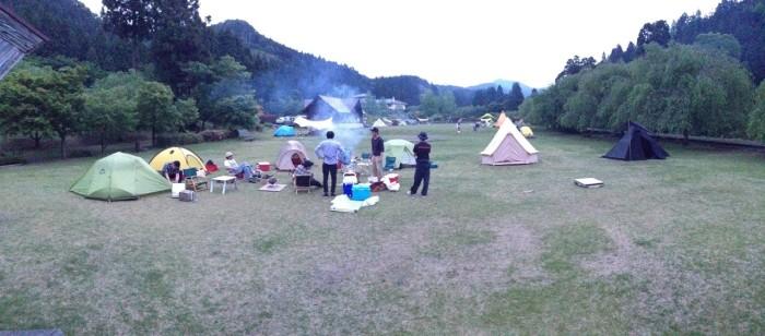 2013キャンプ1