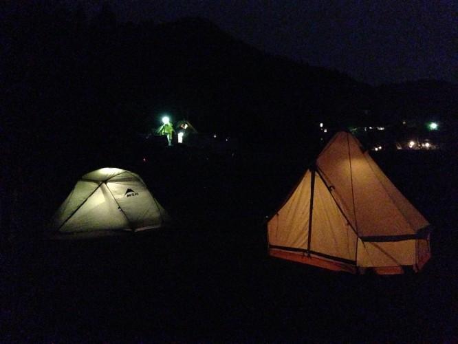 2013キャンプ3