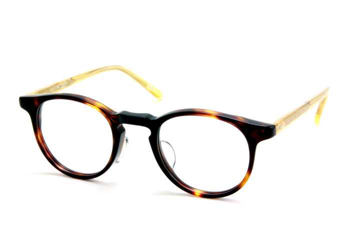 HFL-807 col.3215 (Brown Demi- Clear Yellow)