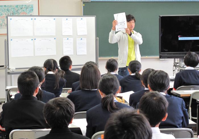 東陽中学校2014-1